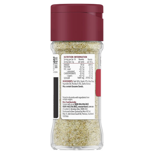 Garlic Salt 70g